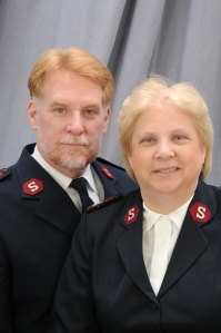 Majors Curtiss & Sandy Hartley have followed God's leading for more than 30 years, and it's now delivered them to the shores of Papua New Guinea.