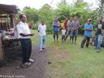 Captain Buka tells boys from Back Road about God's love for them